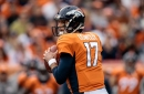 Brock Osweiler told General Manager John Elway that he would like to retire with the Broncos