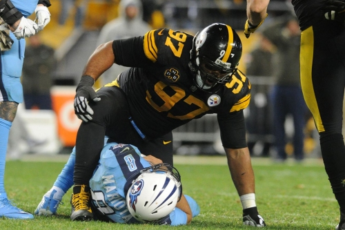 Diagnosing what a Steelers 'blockbuster' offseason trade would look like