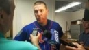 Video: Todd Frazier on first Mets game