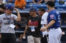Students from Marjory Douglas HS visit Mets, vow to create change