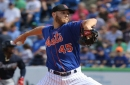 Zack Wheeler hits 97 mph in Mets' first Grapefruit League game