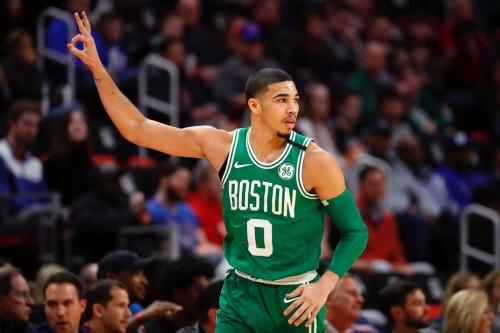 Plenty In Reserve: Marcus Smart, Daniel Theis Lead Huge Bench Effort As Celtics Beat Pistons 110-98