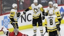 Kessel, Malkin lead Pens past Canes for 6th straight win