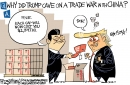 Daily Fitz Cartoon: China