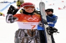 2018 Winter Olympics: Ester Ledecka adds gold in snowboard to gold on skis
