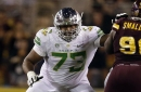 Names to watch if Cowboys target a swing tackle and Zeke insurance on Days 2 and 3 of NFL draft