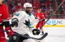 Joel Ward on the trade block