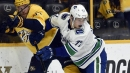 Nikolay Goldobin's future with the Canucks anything but certain