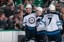 Patrik Laine's 2-goal night leads Jets past Stars