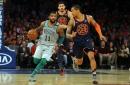 Celtics 121, Knicks 112: 'This feels like a good loss'