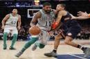 Knicks' Trey Burke working to shed reputation as poor defender