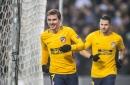 Costa y Griezmann funden al Sevilla y lanzan al Atlético