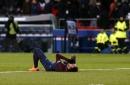 Neymar sale lesionado en partido del PSG
