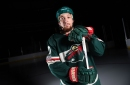 Wild's Chris Stewart claimed off waivers by Calgary Flames