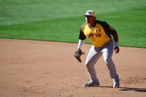 San Diego Padres Have A Decision To Make On Josh Naylor