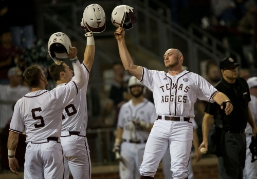 Aggies are cycle-happy seven games into the season