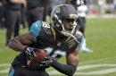 Browns claim wide receiver Larry Pinkard from Jacksonville
