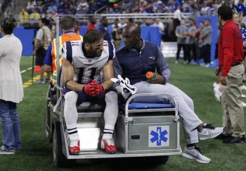 Julian Edelman's health a key for Patriots in 2018