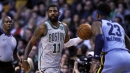 Boston Celtics take down Memphis Grizzlies: Kyrie Irving dominates, second-unit defense & 10 things we learned