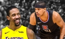 Lakers' Channing Frye Gets Reunited With Little-Known Family Member Also In The NBA