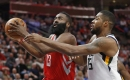 Rockets overcome large deficit against Jazz to extend streak to 13
