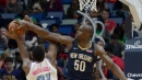 Pelicans to sign Emeka Okafor for remainder of season