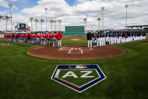 Cleveland Indians fall to Brewers to start first full week of Spring Training