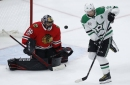 Chicago Blackhawks' GM Bowman: Be patient with Crawford's return