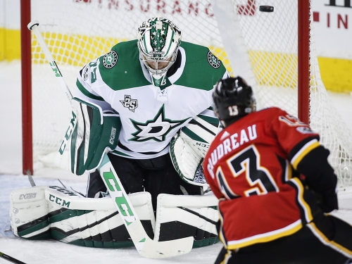 Game Day: Flames at Stars