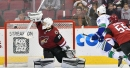 Coyotes stumble in 3rd period, fall to Canucks