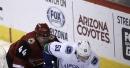 Daniel Sedin scores twice, Canucks beat Coyotes 3-1