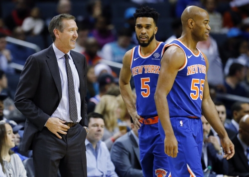 Knicks' outliers Courtney Lee, Jarrett Jack pondering future