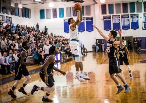 Friday Night Follow-Up: Chargers' Moore Jr. 'thankful' after joining Cabarrus Co. 2,000-point club