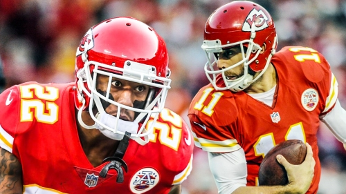 Marcus Peters doesn't agree with Chiefs' decision to trade Alex Smith