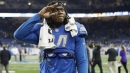 Lions slap franchise tag on pass rusher Ezekiel Ansah after 12-sack season