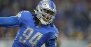DE Ziggy Ansah designated as Lions' franchise player