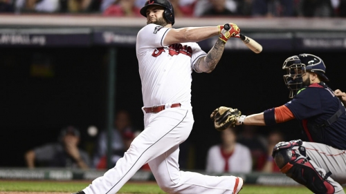 Party on: Indians, Napoli agree to minor league contract
