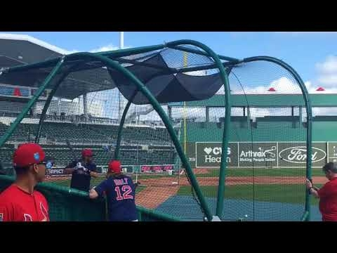 Alex Cora: Boston Red Sox offense with J.D. Martinez 'up there' with Yankees, Astros, Indians