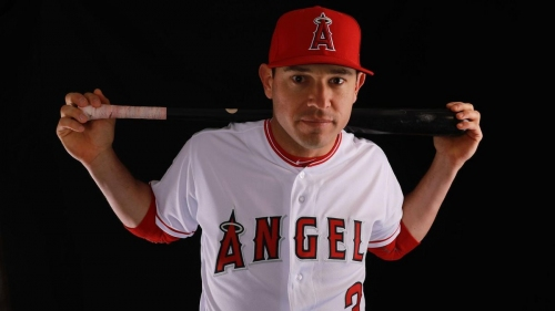 Ian Kinsler once vowed never to play for the Angels. Now he's fitting right in