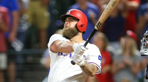Indians sign Mike Napoli to a minor league deal
