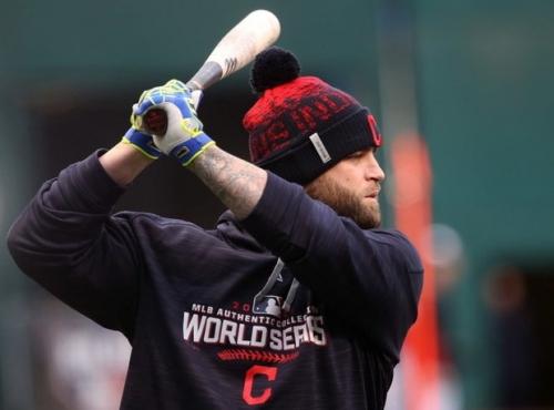 Mike Napoli rejoins Cleveland Indians: