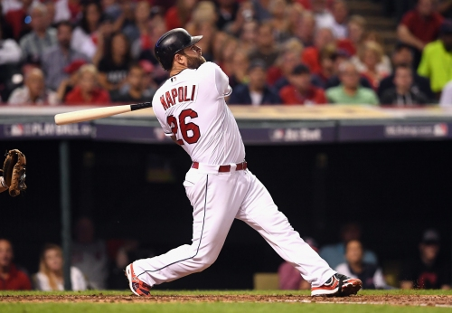 Cleveland Indians sign Mike Napoli to minors deal with spring invite