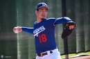 Maeda's bullpen success viewed as building block for him as a starter