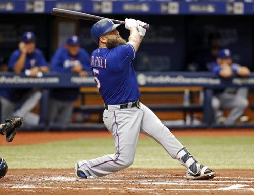 Indians sign Mike Napoli to minor league contract