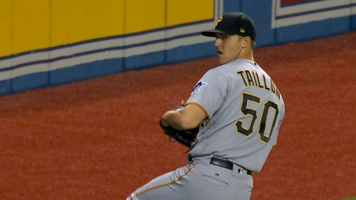 Pirates pitchers working on fastball location