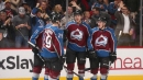 Top Line Leads Avs To Victory