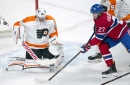 New Flyers goalie Mrazek blanks the Canadiens