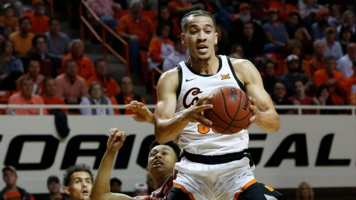 Cowboys Face Cyclones Playing For Big 12 Seeding