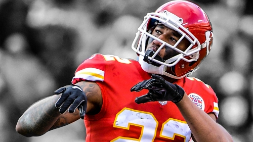 Rams CB Marcus Peters doesn't hold ill will toward Chiefs for trade