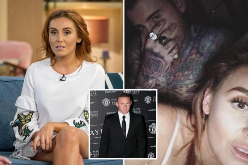 Laura Simpson says Jeremy McConnell is BETTER than Wayne Rooney... especially in the bedroom